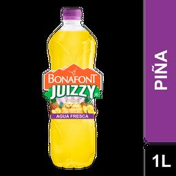 Agua Bonafont Juizzy Piña 1 L