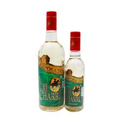 Tequila El Charroreposado 1 L