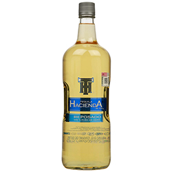 Tequila Hacienda De Tepareposado 100% 1.750 mL