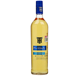 Tequila Hacienda de Tep Reposado Botella 1 L