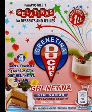 Grenetina Duche sin Sabor 28 g