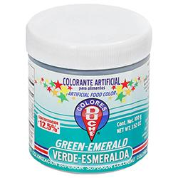 Color Verde Esmeralda