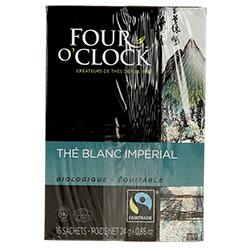 Té Blanco Four O'clock Imperial 16 U