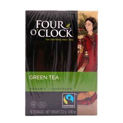 Té Verde Four Oclock Wuyan 16 U