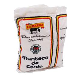 Manteca Cerdo