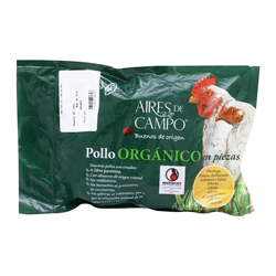 Carne Molida de Pollo Orgánico 1 Kg