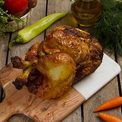 Pollo Rostizado Finas Hierbas