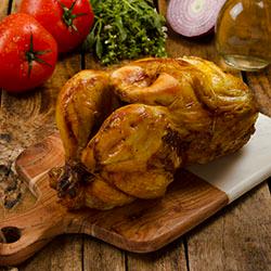Pollo Rostizado Tradicional