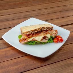 Sandwich Jamon De Pierna