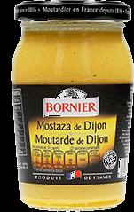 Mostaza Bornier de Dijon 210 g