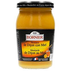 Mostaza Bornier de Dijon Con Miel 235 g