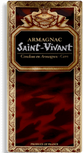 Brandy Saint-Vivant Armagnac 700 mL