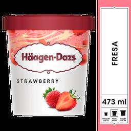Helado Häagen-Dazs Strawbeerry 473  mL