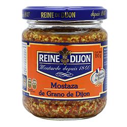 Mostaza Reine Dijon de Grano de Dijon 190 g
