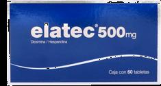 Elatec 60 Tabletas (500 mg)