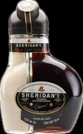 Licor de Café Sheridans Original 750 ml