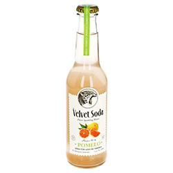 Refresco Velvet Soda Con Jugo De Toronja 273 mL