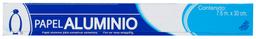 Papel Alumnio Pinguino 7.6 m x 30 cm