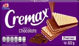 Galleta Cremax Chocolate 322 g