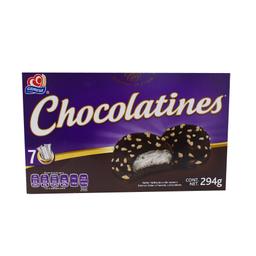 Chocolatines Galletas Caja