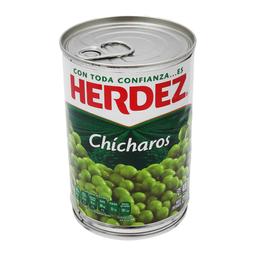 Chicharos Herdez 400g