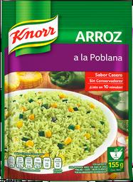 Arroz Knorr a La Poblana 155 g