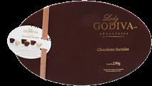 Lady Godiva Tacita de Chocolate Surtido