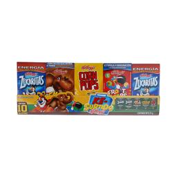 Cereal  Ke-Surtido 311 g x 10