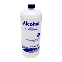 Alcohol Farmacom Desnaturalizado 1 L