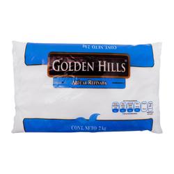 Azúcar Golden Hills Refinada 2 Kg