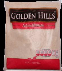 Azúcar Golden Hills 3 Kg