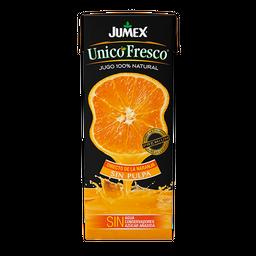 Jugo Jumex Unico Fresco Naranja Sin Pulpa Tetrapack 200 mL