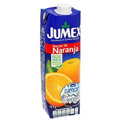 Néctar Jumex de Naranja Botella 1 L