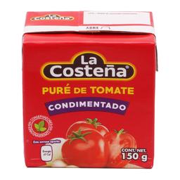 Puré de Tomate La Costeña Condimentado 150 g