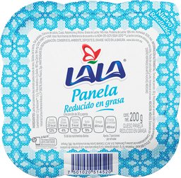 Queso Panela Lala Light 200 g