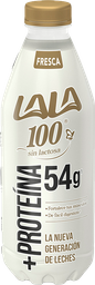 Leche Lala 100 Sin Lactosa Descremada Fresca 1 L