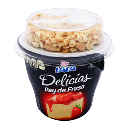 Yogurt Delicias Sabor Pay de Fresa 150 g