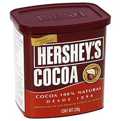 Cocoa en Polvo Hershey's Soluble 226 g