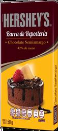 Chocolate Hersheys Semiamargo Para Repostería 150 g