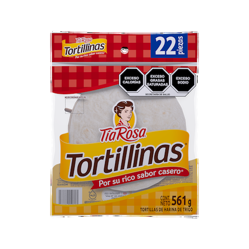 Tía Rosa Tortillas De Harina