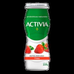 Yoghurt Activia Bebible Fresa 240 g