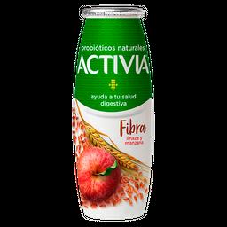 Yoghurt Bebible Activia Manzana y Linaza 225 g