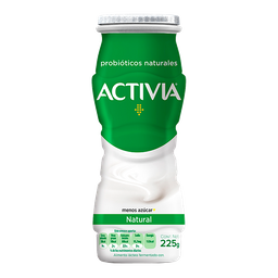 Yoghurt Activia Bebible Natural 225 g