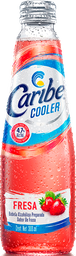 Caribe Cooler Fresa 300 mL