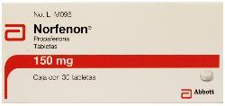 Norfenon 30 150Mg