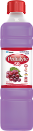 Suero Pedialyte Sr Uva 500 mL