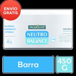 Crema Corporal Neutro Balance Solida 450 g