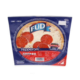 Pizza Fud Pepperoni Individual 1 U