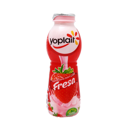 Yoghurt Bebible Yoplait Fresa 242 g