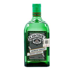 Licor Controy Naranja Botella 1 L